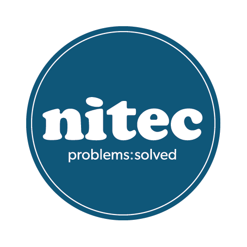 Nitec. problems:solved.